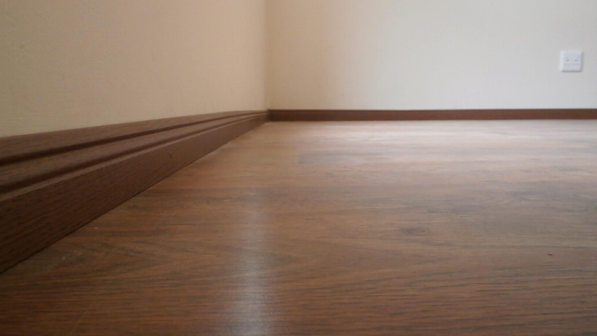 Installation of new Laminate flooring